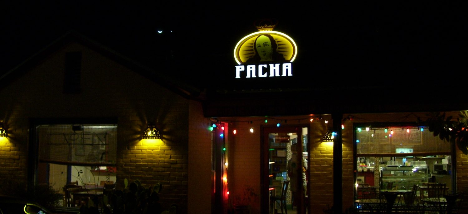Pacha will re-open August ?? with your help!